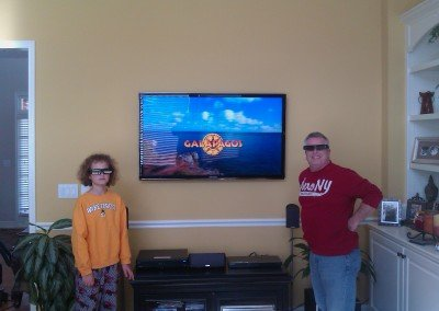 Photos of TV Mount Charlotte Satisfied Customers
