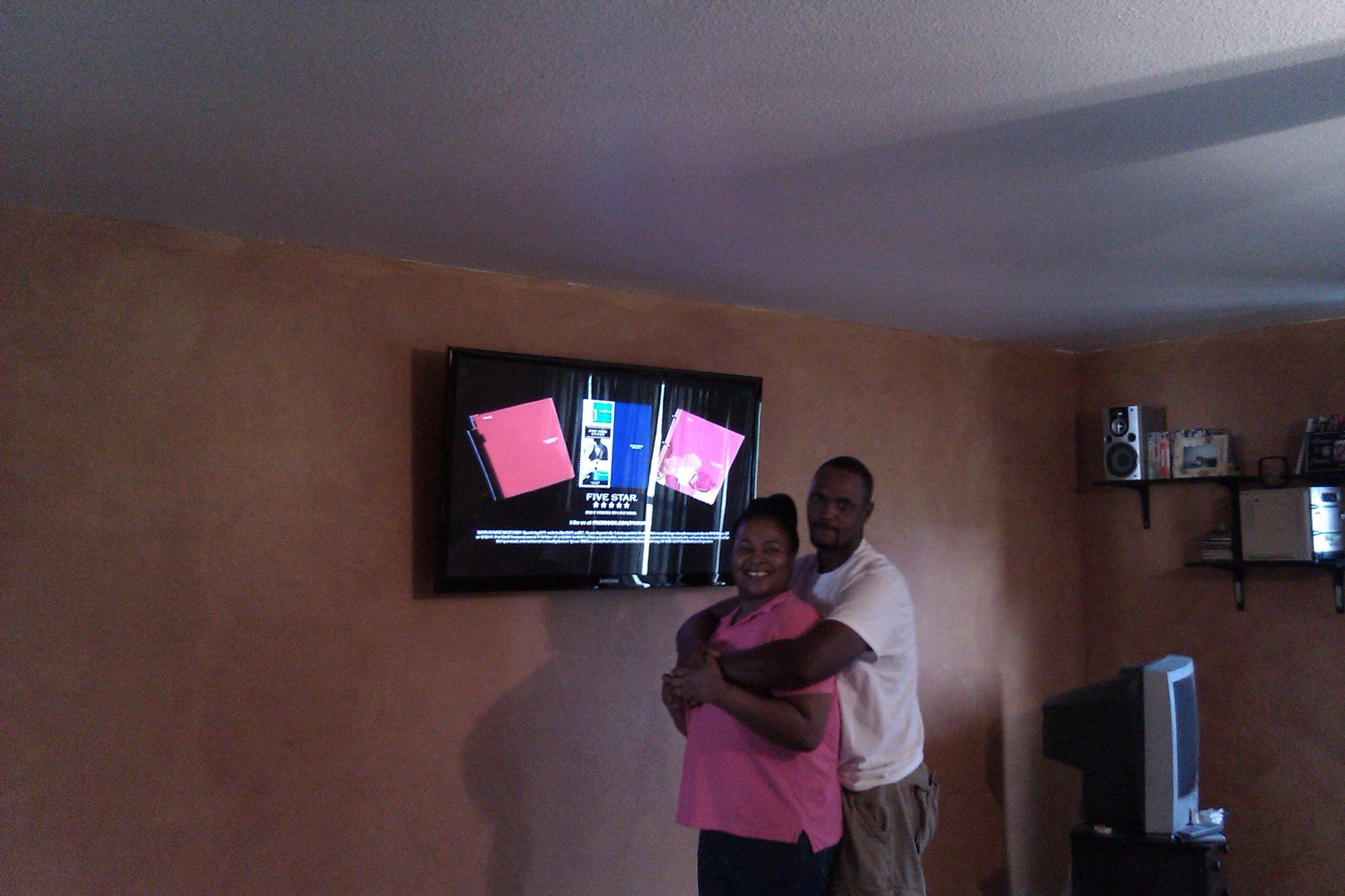 TV Mounting Service Charlotte Satisfied Customers
