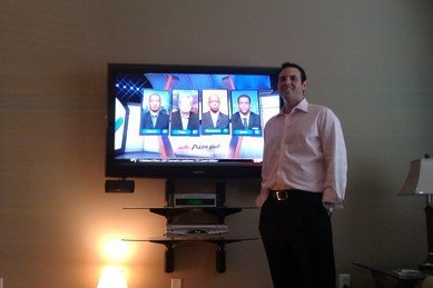 tv wall mounting service satisfied customer