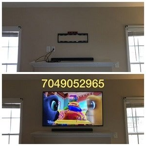 wire-concealing-with-soundbar-over-fireplace