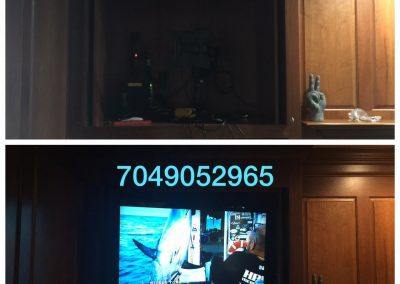 tv mounting service 3-24-2018