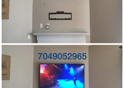 TV Mounting Service Charlotte 5-21-2018 (1)