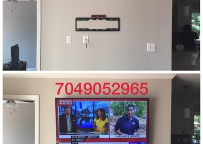 TV Mounting Service Charlotte 5-21-2018 (11)