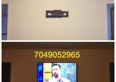TV Mounting Service Charlotte 5-21-2018 (14)