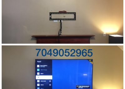 TV Mounting Service Charlotte 5-21-2018 (20)