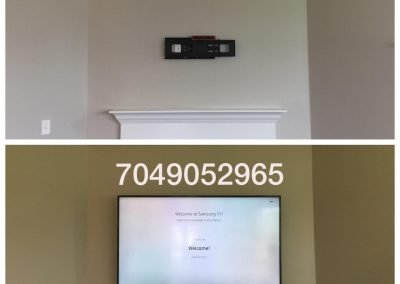 TV Mounting Service Charlotte 5-21-2018 (22)