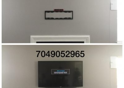 TV Mounting Service Charlotte 5-21-2018 (25)
