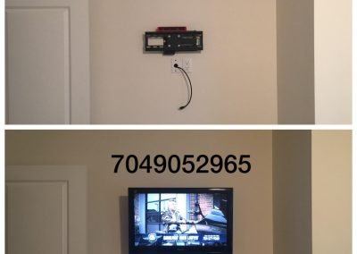 TV Mounting Service Charlotte 5-21-2018 (28)