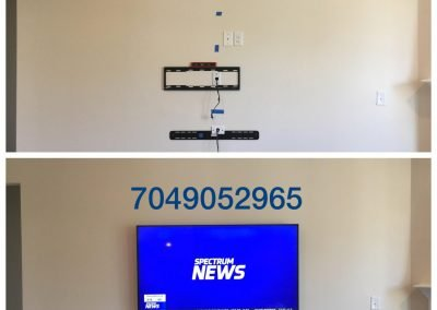 TV Mounting Service Charlotte 5-21-2018 (5)