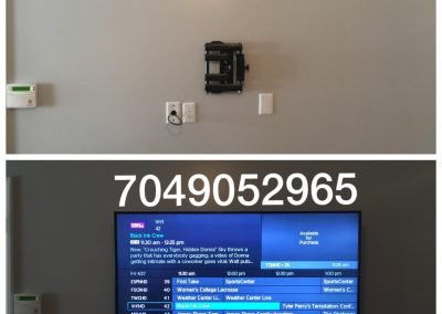 tv mounting service 5-2-2018