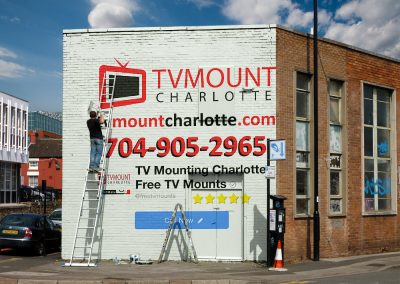 TV Mounting Service Charlotte 704-905-2965 (10)