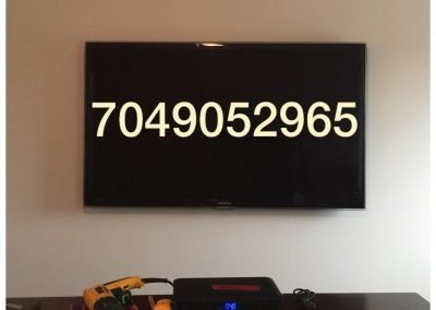 TV Mounting Service Charlotte 704-905-2965 (11)