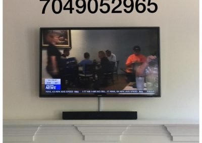 TV Mounting Service Charlotte 704-905-2965 (12)