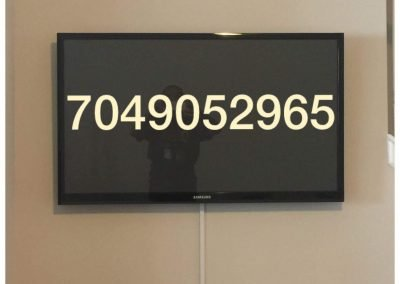 TV Mounting Service Charlotte 704-905-2965 (17)
