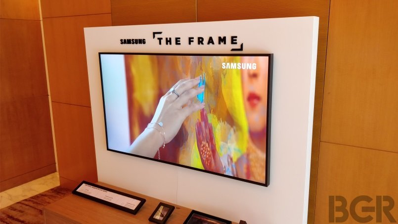 Samsung Frame TV Installation
